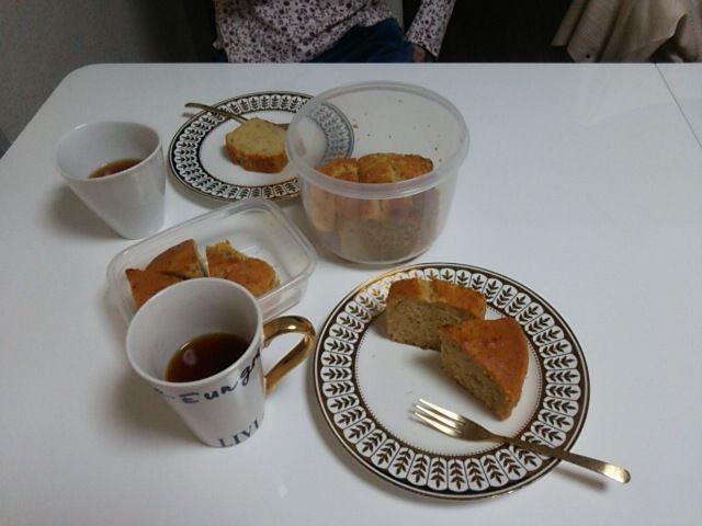 嵯峨ケーキ打ち合わせ