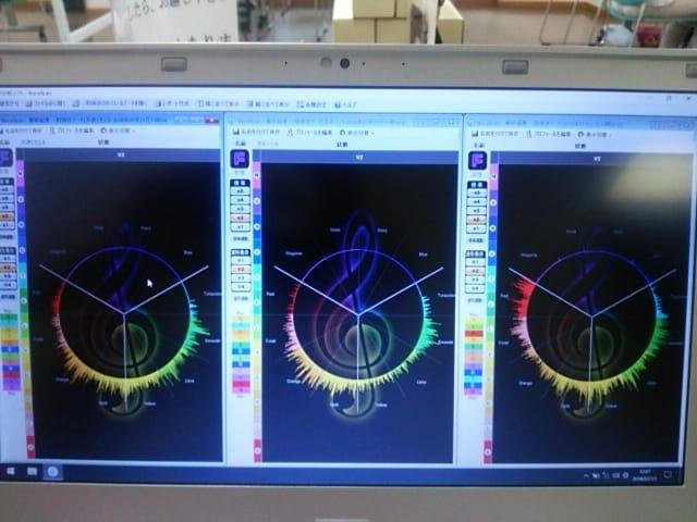 ありがたCafe声紋分析