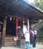 2010年初詣「土支田八幡宮」in 東京練馬区